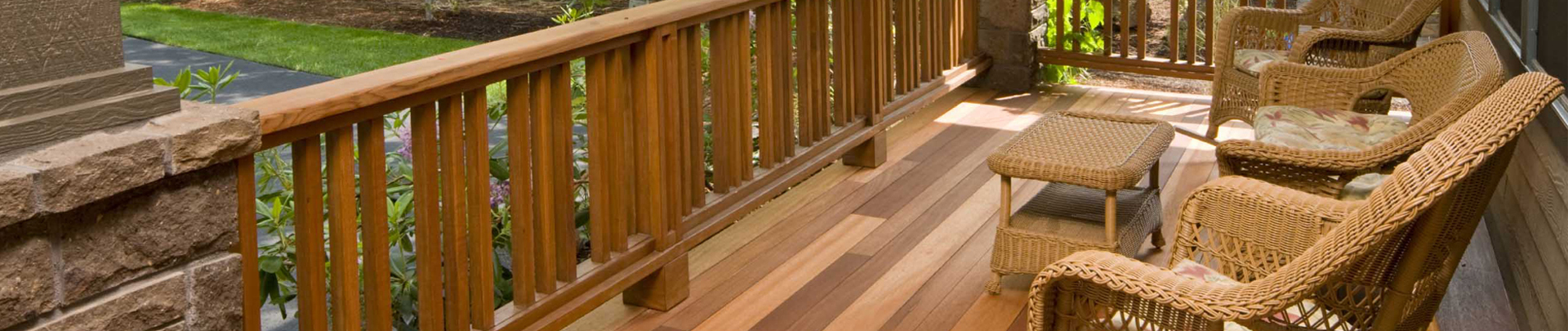 Decking & fence lumber