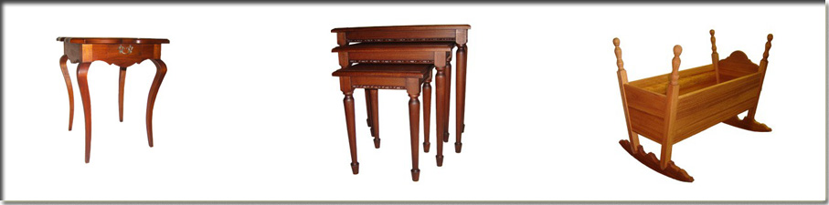 Furniture & cabinetry components