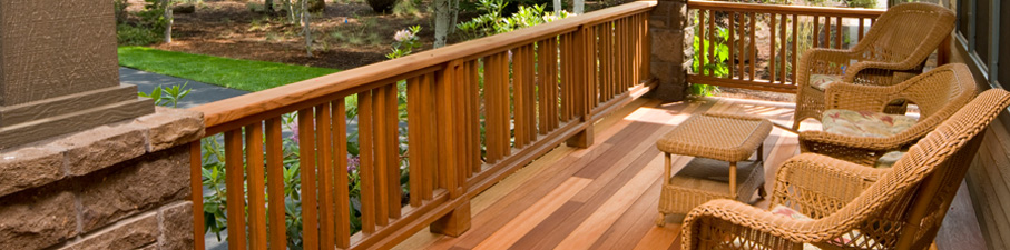 Deck & fence wood