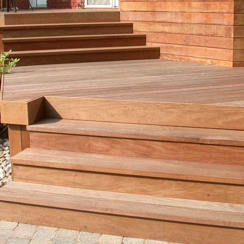 Steps & stringer boards