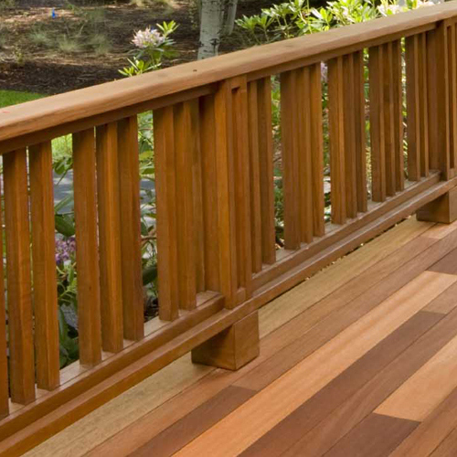 Balusters, posts & railings