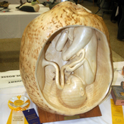 Coup de coeur sculpture Naissance à venir